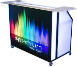 Portable Bar - LED Lighted - 48