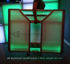Light Weight Folding Bar