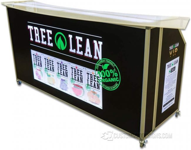 Medical Cannabis Portable Bar