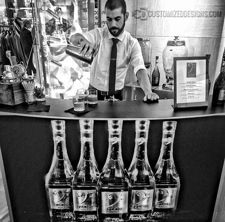 Mobile Vodka Bar