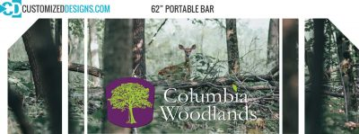 Columbia Woodlands Mockup