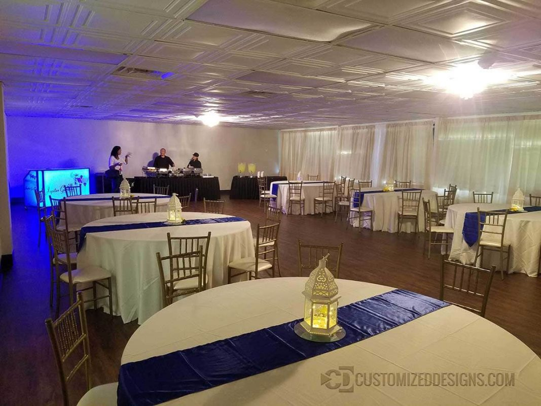 Event Venue Portable Bar