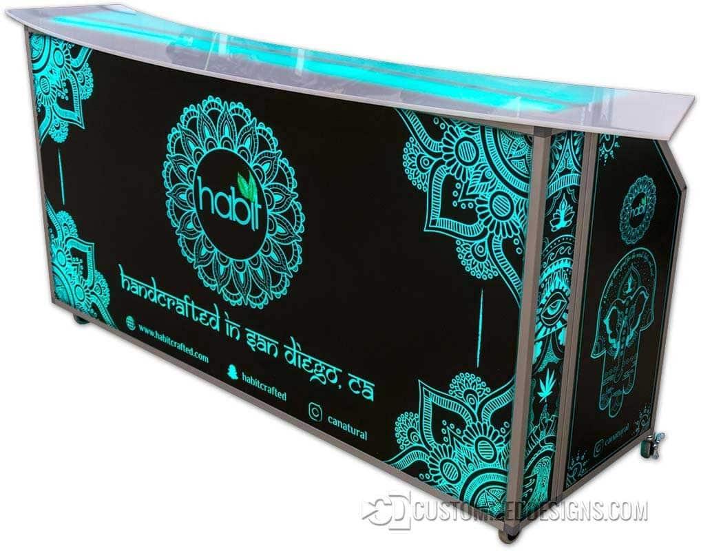 Branded Portable Bar