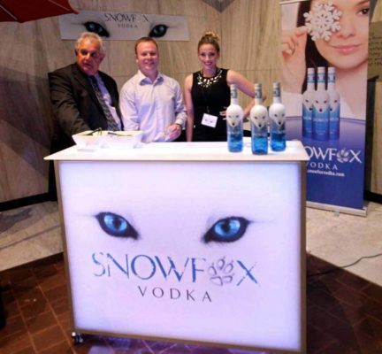 Snowfox Vodka Bar