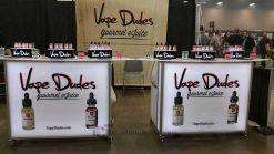 Portable Vape/Vapor Convention Bar