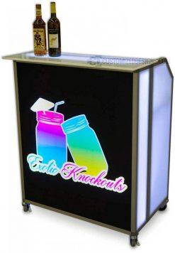 Mini Portable Bar 4