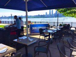 77 Outdoor Patio Bar