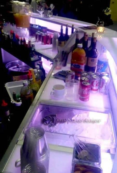 Portable Bar 9